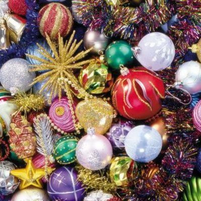 В Киеве пройдет «Праздник новогодней игрушки»