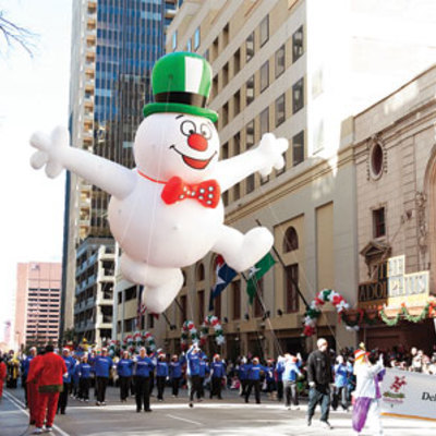 В столице отменили проведение Новогоднего парада