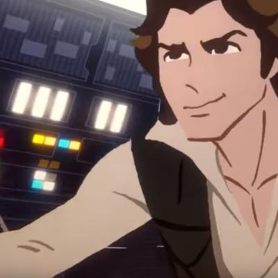 Disney показал трейлер детских «Звездных войн»