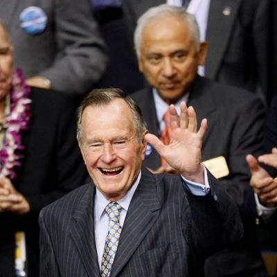 Умер экс-президент США Джордж Буш старший