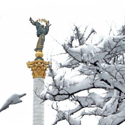 Первый день зимы в Украине: высота снежного покрова достигает 23 сантиметров