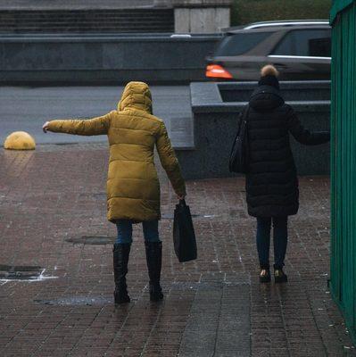 В воскресенье, 2 декабря, на дорогах Киева гололед