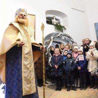 В Лавре открыли резиденцию Святого Николая