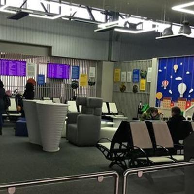 На столичном вокзале появилась VIP-комната для пассажиров экспресса