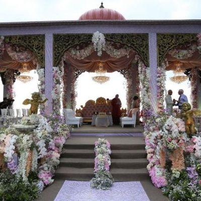 На Пхукете прошла свадьба рекордного размаха