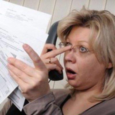 Украинцев будут штрафовать за коммуналку