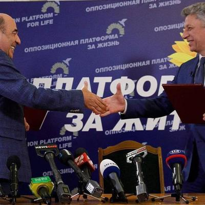 Рабинович: «Оппозиционная платформа – За життя» уже стала партией №1 в стране
