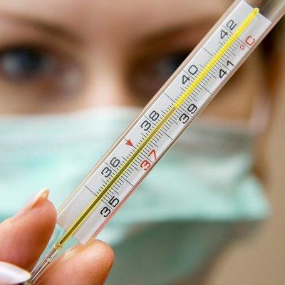 За три дня в Киеве заболели  гриппом более 9 тыс. человек