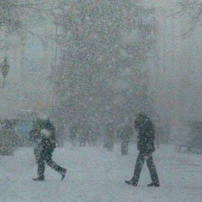 На Украину надвигается снежный циклон: синоптики предупреждают о метели и штормовом ветре