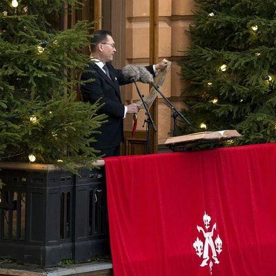 700-летняя традиция:  в Финляндии провозглашен рождественский мир