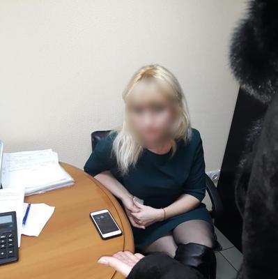 В Киеве руководительница банка требовала 1 миллион взятки