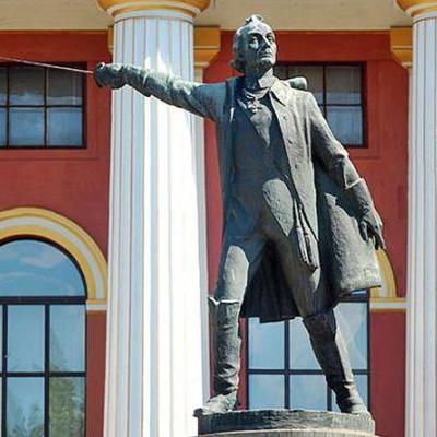 Памятник Суворову из Киева могут перенести в другой город