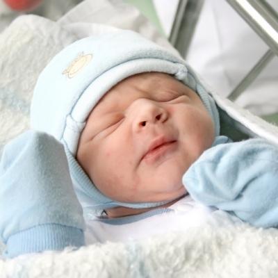 Стало известно, сколько малышей родилось в столице в новогоднюю ночь