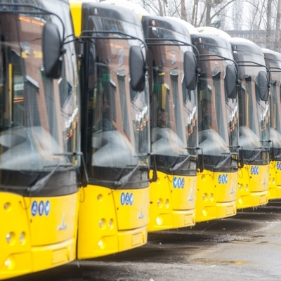В столице общественный транспорт «заговорит» по-английски