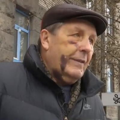 В Киеве избили авиаконструктора завода