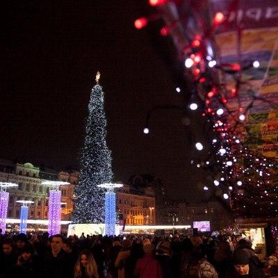 На Рождество для киевлян  устроят концерт с колядками