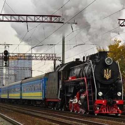 Накануне Рождества в Киеве запустят ретропоезд