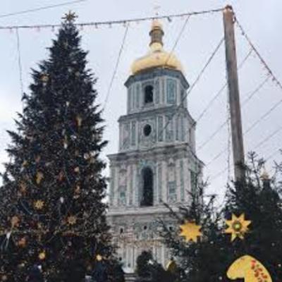 Сегодня в Софии Киевской пройдет литургия, после которой Томос будет доступен для всеобщего обозрения