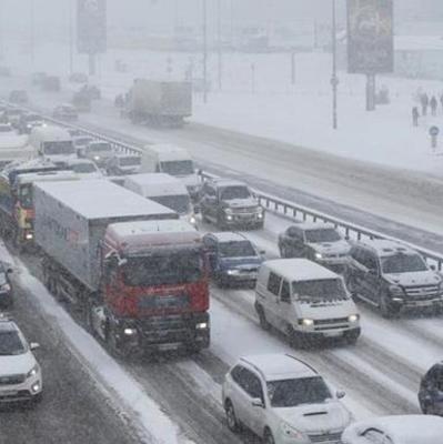 В столице во время праздничной недели резко сократилась аварийность