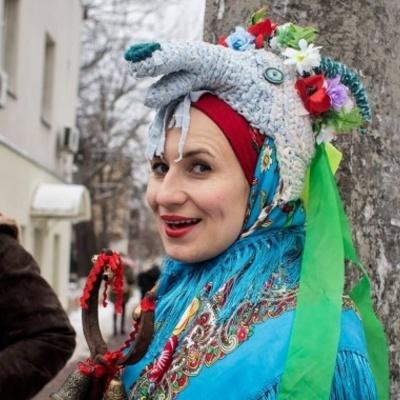 Фольклорный ансамбль из Донецка