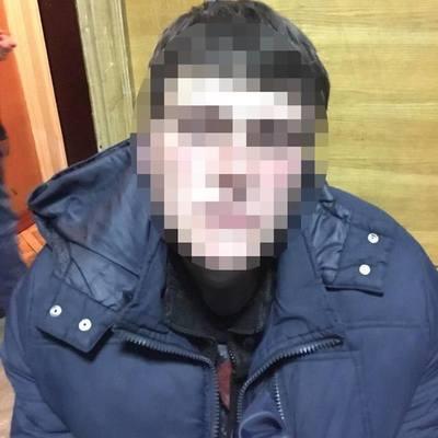 Задержан подозреваемый в поджоге здания на территории Киево-Печерской Лавры