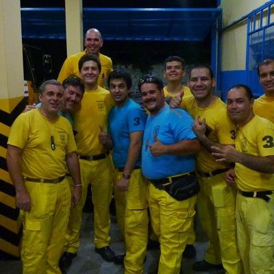Нет денег: парагвайские пожарные снялись обнаженными, чтобы заработать (видео)