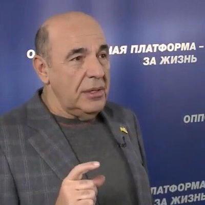 Рабинович: Присоединяйтесь к «Оппозиционной платформе – За життя» – только мы можем победить эту власть