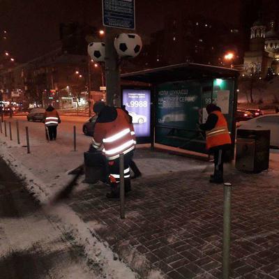 После «втыка» Кличко коммунальщики за одну ночь идеально убрали Киев от снега, – блогер