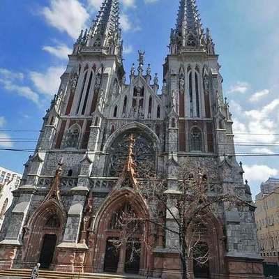 Костел Святого Николая подсветят в стиле Empire State Building