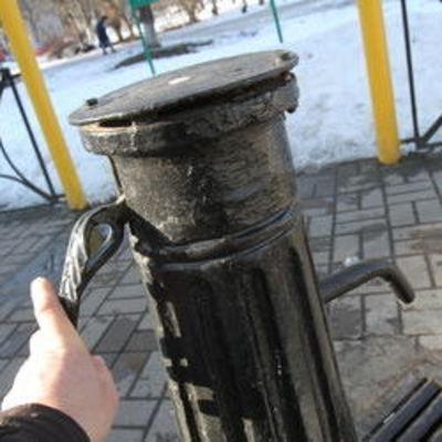 Стало известно, сколько воды из бюветов выпили киевляне