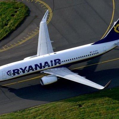 Ryanair откроет четыре новых рейса из Украины в Германию