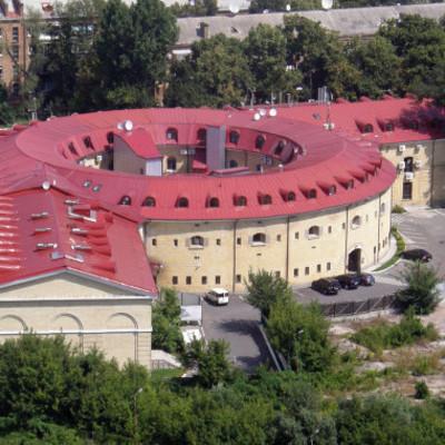 Около башни №5 Киевской крепости построят новый офисный центр