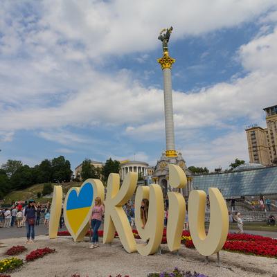 Стало известно, сколько иностранцев посетили Киев в прошлом году