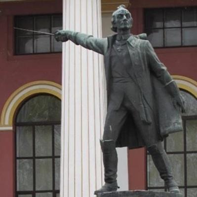Памятник Суворову передадут в музей Швейцарии