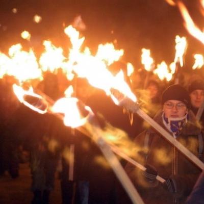 Сегодня в столице пройдет факельный марш в честь Героев Крут