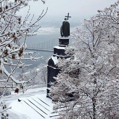 Киев оказался в ТОП-10 самых снежных и стоящих для посещения городов Европы