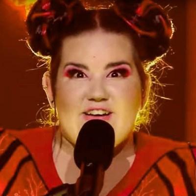 Победительница Евровидения 2018 Нетта Барзилай показала новый клип, снятый в Киеве