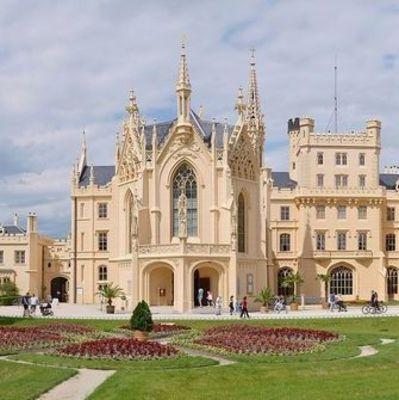 Князья Лихтенштейн требуют от Чехии возвращения собственности, конфискованной после Второй мировой войны