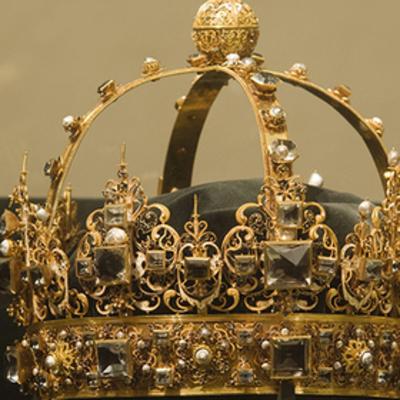 Найдены похищенные сокровища шведского короля