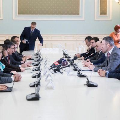 В Киеве создадут более эффективную модель управления системой централизованного теплоснабжения -КГГА