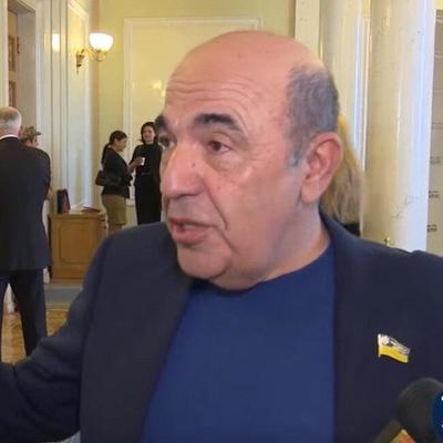 Рабинович: Власть не может простить Медведчуку его конкретное предложение по миру на Донбассе