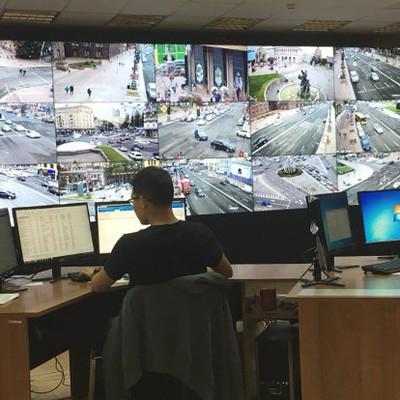 В столице заработала система поиска преступников через камеры видеонаблюдения