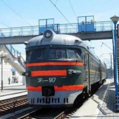 Хулиганы забросали камнями окна поезда Киев - Рахов