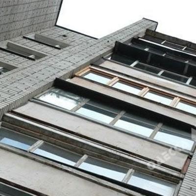 Киевлянин убил свою жену и выжил после прыжка с 7-го этажа