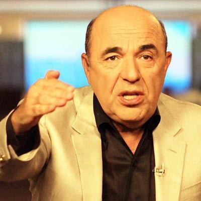 Рабинович: Власть нас безнаказанно грабит, прикрываясь дружбой с Западом