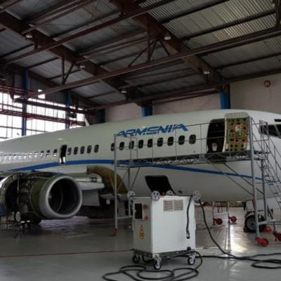 Киевский завод начинает обслуживание самолетов Boeing