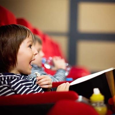 В столице откроются кинотеатры для детей