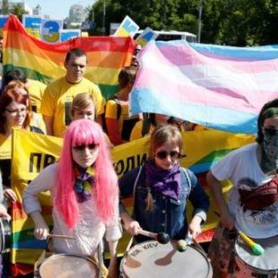 Летом в Киеве вновь пройдет ЛГБТ-парад