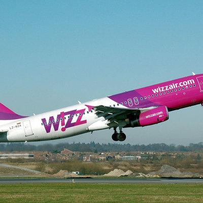 Wizz Air открыла два новых рейса из Киева