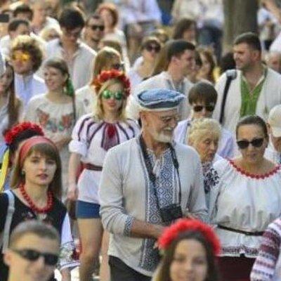 Население Киева увеличивается быстрыми темпами